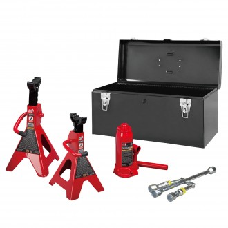 6T Lifting Kit w/Toolbox