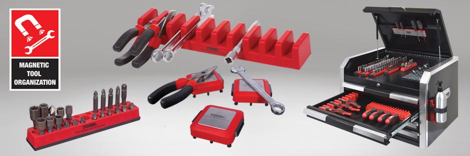 Magnetic Tool Organization