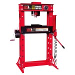 50T Shop Press w/Gauge
