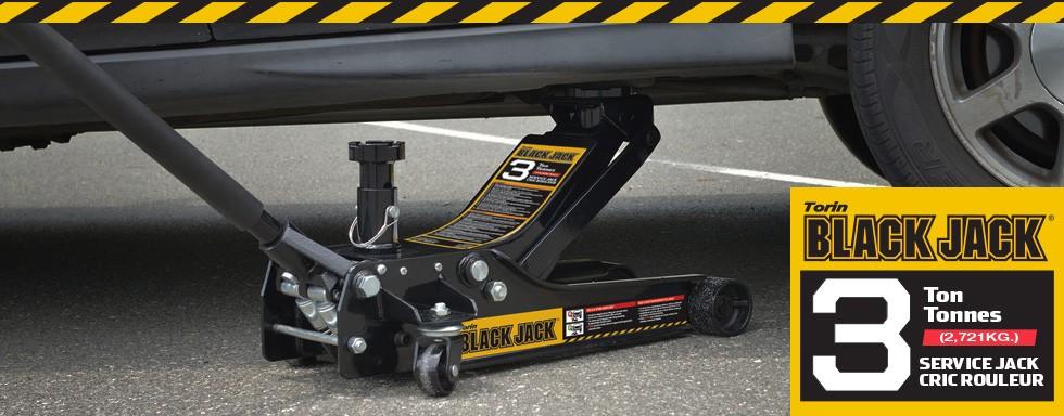 Black jack 3 1/4 ton